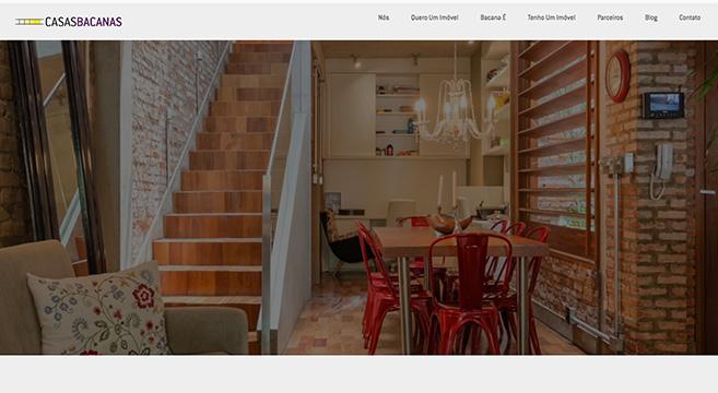 Casas Bacanas- Projeto Hawkz